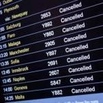 Sciopero aereo: si fermano le compagnie straniere e non solo
