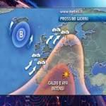 Meteo prossimi giorni: caldo torrido e temperature fino a 36°