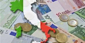 Crisi zona euro, debito pubblico dell'Italia alle stelle. Crisi economica internazionale. Unione Europea. Bilancio. Conti pubblici. Risparmio. Bildnummer: 53831106