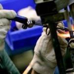 Confindustria: produzione industriale su dello 0,2%