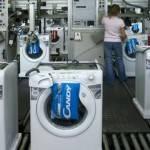 Candy: meno lavatrici in Italia, 373 esuberi all'orizzonte