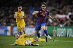 Bate Borisov-Barcellona