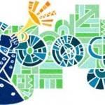 Il doodle del giorno: torna la tromba di Dizzy Gillespie