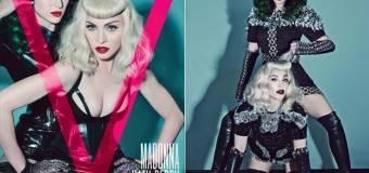 Madonna e Katy Perri come dominatore e sottomessa