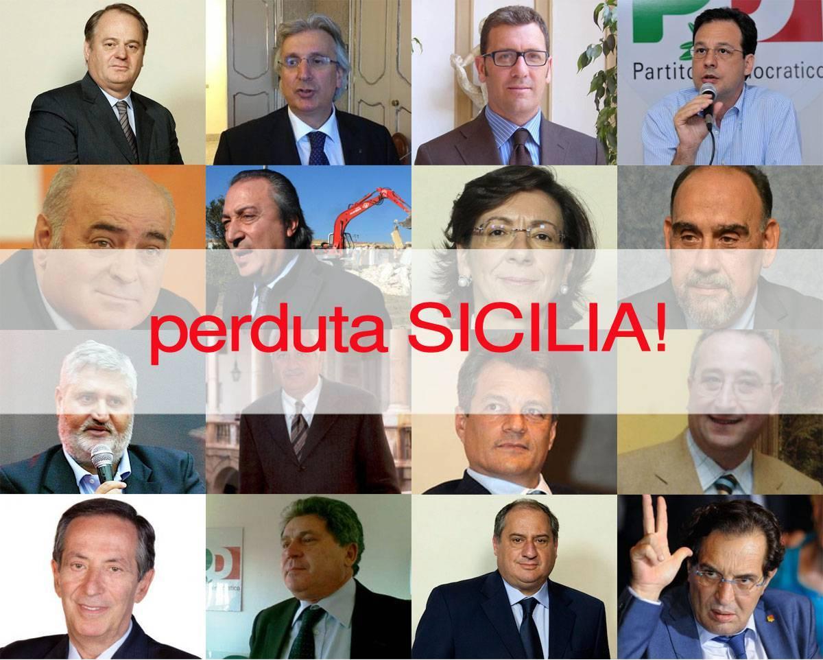 No trivelle in Sicilia