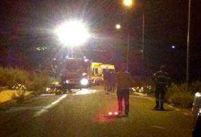 incidente stradale sicilia