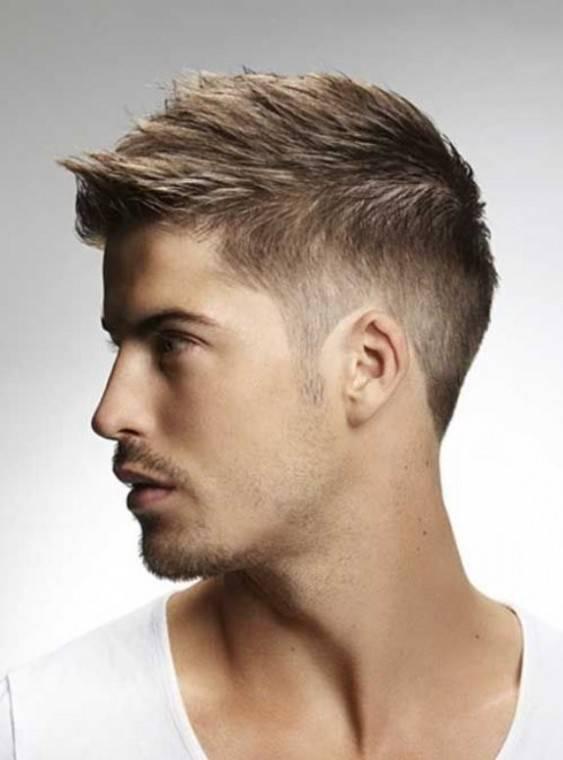 Immagini taglio capelli uomo corti