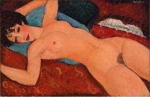 Modigliani-Nude