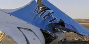 aereo caduto sinai