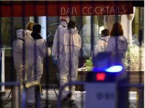 attentato parigi italiana morta
