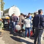 Ritorna l'acqua a Messina, ma non è ancora potabile