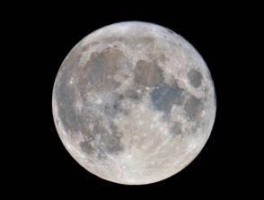 luna inclinata
