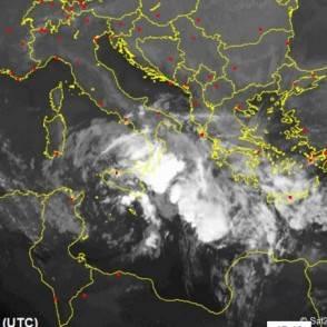 maltempo sud italia ora