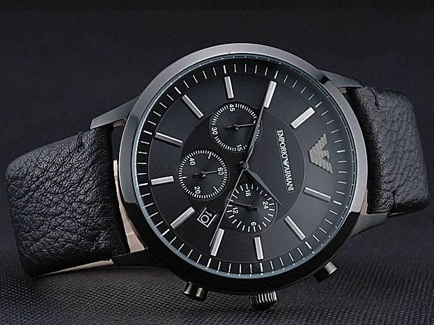 Emporio armani orologi uomo inverno 2016 for Orologi svizzeri uomo