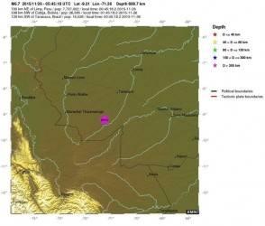 terremoto brasile