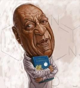Bill Cosby in una vignetta
