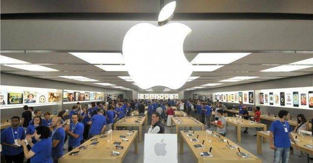 Apple italia sede legale apple verser 224 al fisco 318 for Sede legale roma