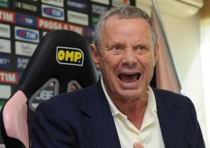 Zamparini Shock Ho Una Proposta Sospendiamo Il Campionato