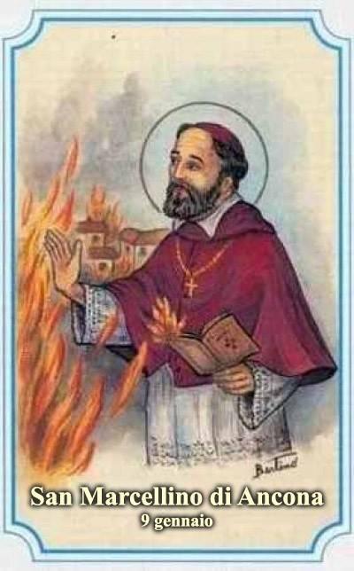 sveti Marcelin - škof