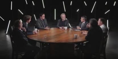 sei registi in round table
