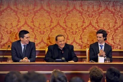 Berlusconi e Zappacosta