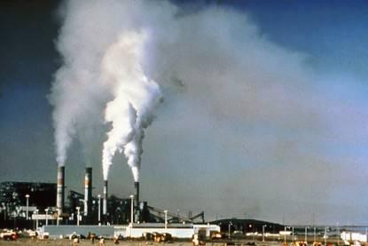 inquinamento atmosferico inghilterra