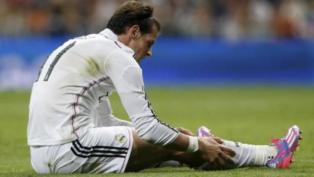 Gareth Bale con la maglia del Real