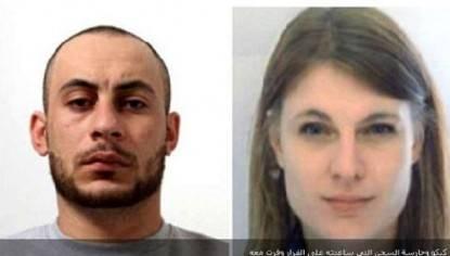 evasione detenuto siriano
