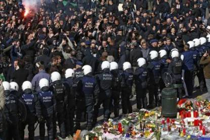 Cordone Polizia - Hooligans