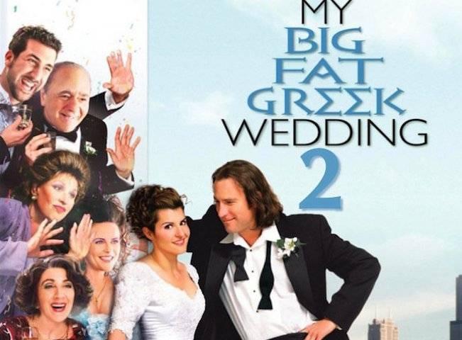 Matrimonio In Greco : Il mio grasso grosso matrimonio greco arriva sequel