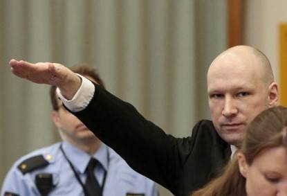Anders Breivik sues Norway over violating his human rights