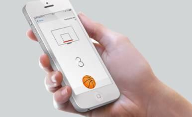 Facebook Messenger e il minigioco sul basket