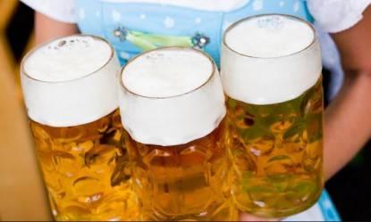 bimba chiede la birra