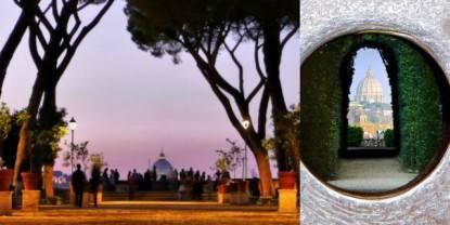 Quanto sei bella roma 7 luoghi poco conosciuti della capitale da vedere - Giardino degli aranci frattamaggiore ...