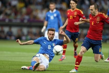 Europei 2012 Polonia e Ukraina - Finale Spagna vs. Italia - Stadio Olimpico di Kiev