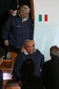 Libia: atterrato a Ciampino aereo con ostaggi liberati