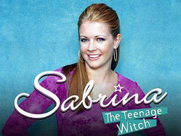 "Melissa Joan Hart, child star in ""Sabrina Vita da strega"""