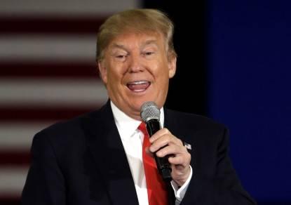 """Donald Trump, """"El Pais""""; """"E' un misogino"""""""