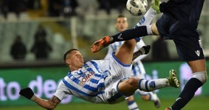Pescara-Cesena 1-0: decide un capolavoro di Lapadula