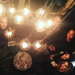 Madonna insieme al figlio Rocco e ad altri amici; che i due si siano riavvicinati?