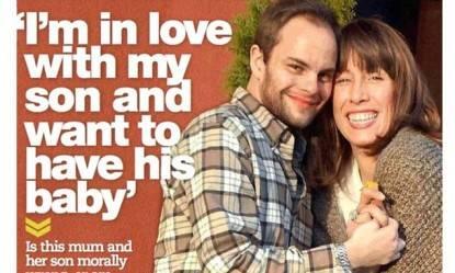 INCESTO/ Madre e figlio dato in adozione: vogliono fare un bambino insieme