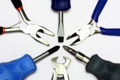 strumenti per riparare
