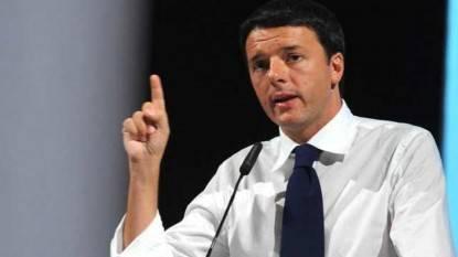 Renzi:giurato a Costituzione,no Vangelo