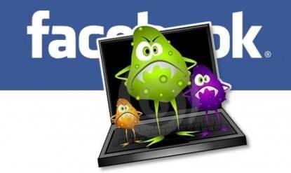 virus su Facebook