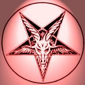 pentacolo satanico