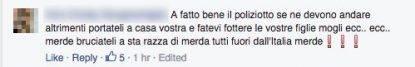 Commento sgombero Ventimiglia 3