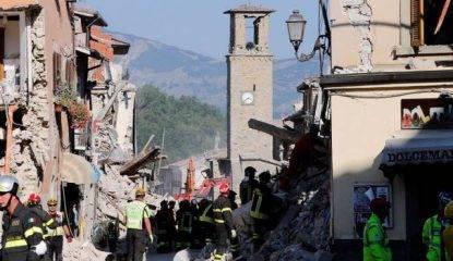 Il sismologo lancia l'allarme In Italia attesi terremoti 30 volte più potenti