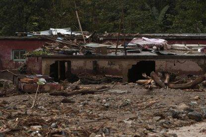 Disastro Messico: tempesta tropicale Earl