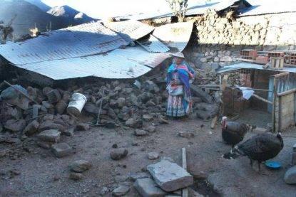 Terremoto Perù