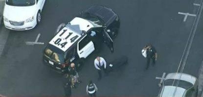 14enne ucciso dalla Polizia, Los Angeles